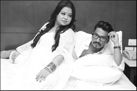 After the raid, NCB summons comedian Bharti Singh and her ...