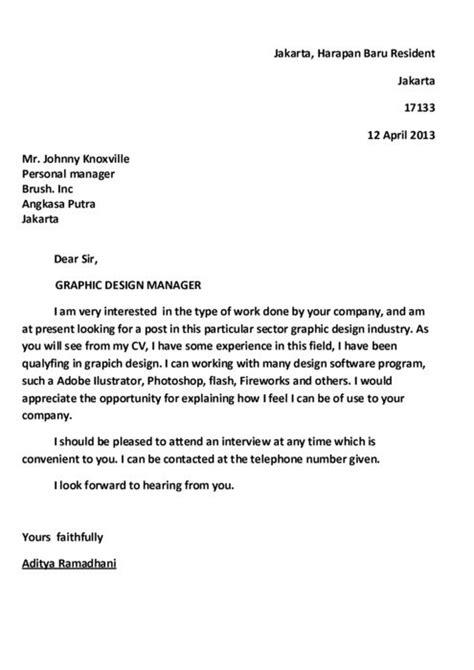write  letter  application application letter