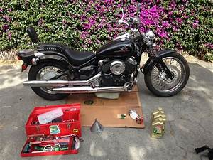 2000 Yamaha V Star 650 Oem Parts