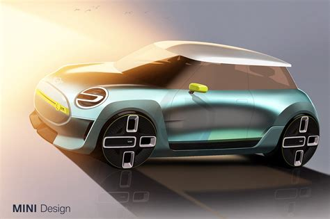 Mini Electric Concept At Frankfurt 2017  Car Magazine