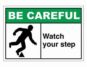 Do you Confuse Take Care, Be Careful and Watch Out ...