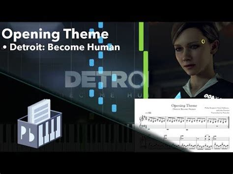 (147) Download Opening Theme  Detroit Become Human