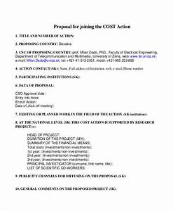 research project proposal template 10 cost proposal templates free word pdf format download