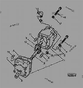 Fuel Pump Gear -  U5f15 U64ce Uff0ccummins John Deere Nta855a