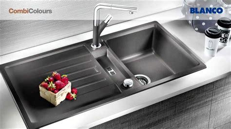 hafele kitchen sinks blanco silgranit puradur ii combi colours by h 228 fele 1530