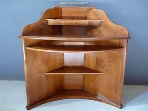 Table D Angle : bureau d 39 angle merisier louis philippe ~ Teatrodelosmanantiales.com Idées de Décoration
