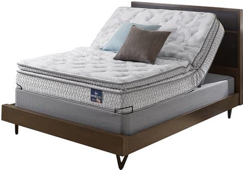 serta foam mattress serta extravagant pillowtop size mattress set with