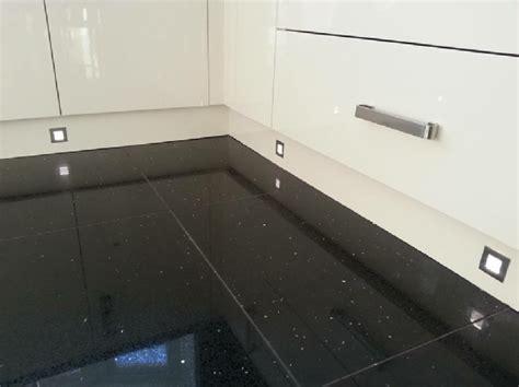 black gloss kitchen floor tiles black gloss sparkle floor tiles thefloors co 7874