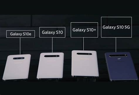samsung unveils s10 s10 plus a cheaper s10e and galaxy