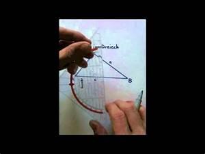 Fehlende Seite Dreieck Berechnen : fehlende gr en am rechtwinkligen dreieck berechnen doovi ~ Themetempest.com Abrechnung