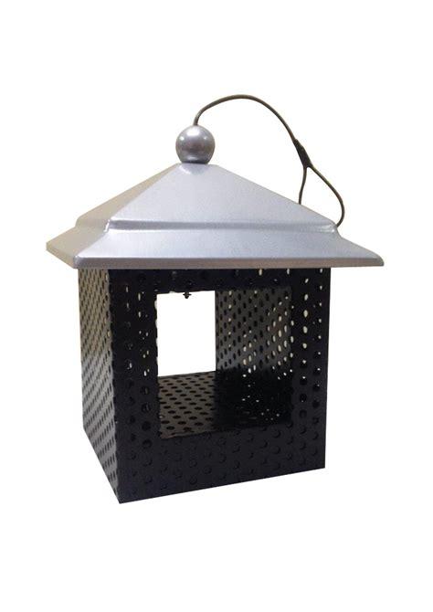 hanging wild bird feeder bird nest metal sunflower seed