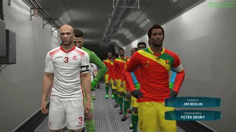 Guinea Tunisia Full Match Fifa World Cup