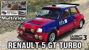 Wrc 3      Renault 5 Gt Turbo - Rally De M U00e9xico  Multiview
