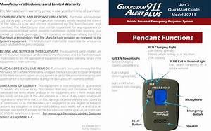 Logicmark Ga30711 3g Mobile Phone Only Call 911 User