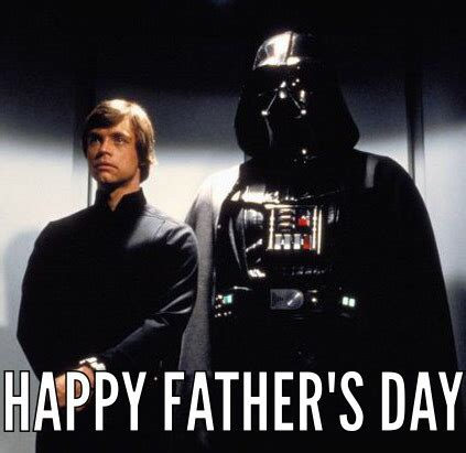 Fathers Day Memes - star wars meme amish baby machine podcast
