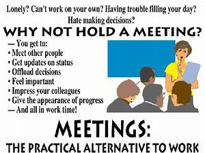 Quotes About Me... Important Meeting Quotes