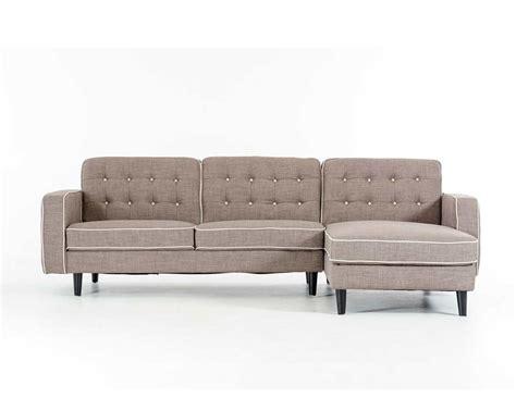 Contemporary Fabric Sofas by Contemporary Grey Fabric Sectional Sofa Fabric Sectional