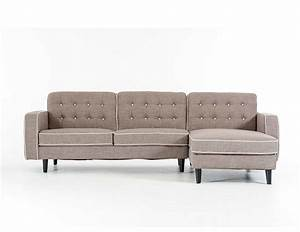 ashfield modern light grey fabric sectional sofa helena With ashfield modern light grey fabric sectional sofa