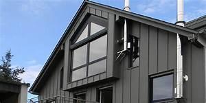 Fassade Mit Blech Verkleiden : fassaden aus metall ~ Watch28wear.com Haus und Dekorationen
