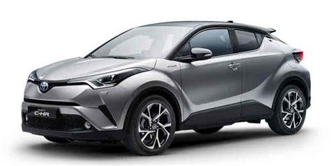 2017 Toyota Chr/c-hr Türkiye Fiyatı Ve Özellikleri