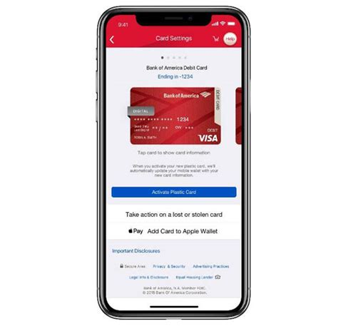 Replace bank of america credit card. Bank of America adds instant card issuing to mobile app • NFCW inc NFC World