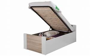Lit Avec Barrière De Sécurité : petit lit enfant 70x140 blanc avec barrieres de s curit ~ Melissatoandfro.com Idées de Décoration
