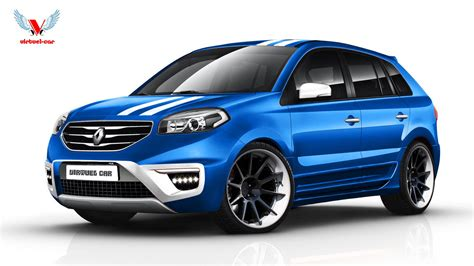 Renault Koleos Modification by Renault Koleos Technical Specifications And Fuel Economy