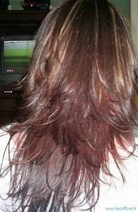Coupe Cheveux Long Dégradé : coiffure degrade devant et derriere ~ Dode.kayakingforconservation.com Idées de Décoration