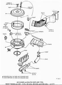 Air Cleaner Illustrations