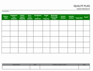 29 images of product quality plan template infovianet With quality control plan template for manufacturing