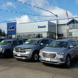 Hyundai Of Everett Wa by Hyundai Of Everett 14 Photos 81 Reviews Car Dealers
