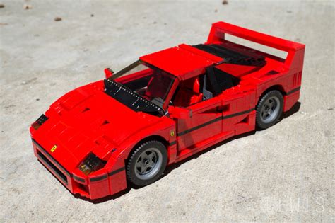 F40 Lego Zusammenbau by The Lego F40 Is A Masterpiece Review Lewis Leong