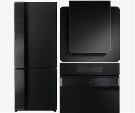 Carbon Fiber Kitchens : Gorenje Ora Ito Kitchen Collection