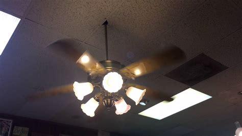 harbor breeze new orleans ceiling fan 52 quot harbor breeze new orleans ceiling fan in a chocolate