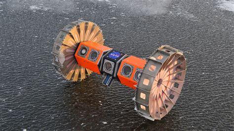 NASA's underwater rover heads to Antarctica | The Burn-In