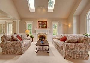 divine vaulted ceiling living room design ideas with in With ceiling decorating ideas for living room