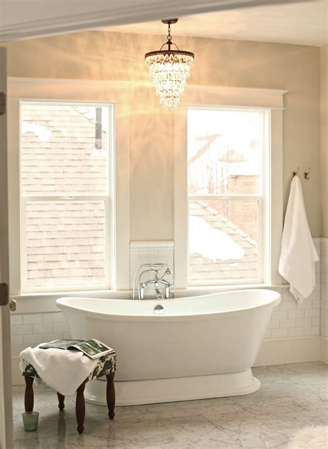 creating  vintage bathroom lighting design certified