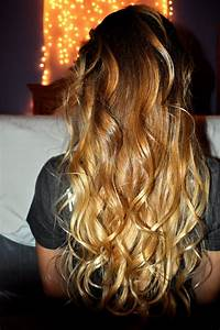 Images Of Ombre Hair Brown To Blonde Curly Golfclub