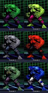 Hulk Ultimate Marvel vs. Capcom 3 Moves, Combos, Strategy ...