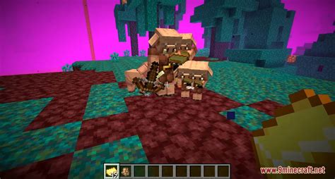 minecraft snapshot crying piglin obsidian zombified snapshots screenshots launcher 9minecraft folder main install enable launch tab options open