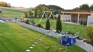 Terrasse Höher Als Garten : familiengarten zum entspannen maschinenring blog ober sterreich ~ Orissabook.com Haus und Dekorationen