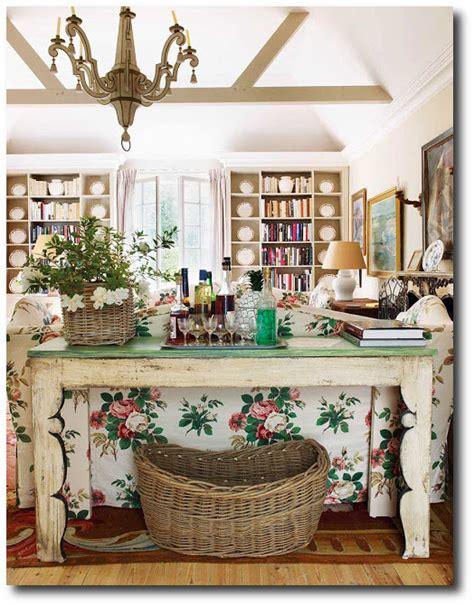 English Decorating, Old World Decorating, French Furniture