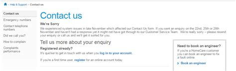 Update your costco.com account info. British Gas Customer Care Numbers - Call on 0844 3069163