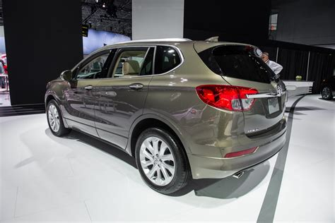 2016 Buick Envision Info, Photos, News, Specs, Wiki Gm