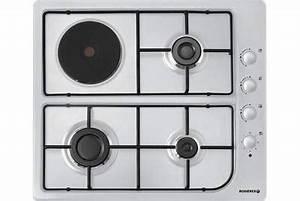 Plaque De Cuisson Mixte Gaz Electrique : plaque mixte rosieres rosieres table cuisson mixte gaz ~ Melissatoandfro.com Idées de Décoration