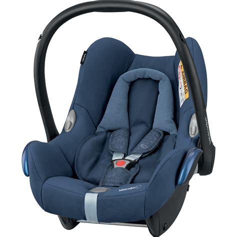 siege auto coque siège auto coque cabriofix nomad blue groupe 0 de bebe