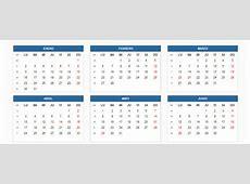 Calendario 2017 Página 2 de 5 Caledarios 2017 para