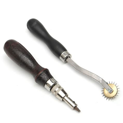 pcs leather craft hand tools kit  hand stitching