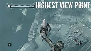Assassin's Creed Highest View Point Leap of Faith - YouTube