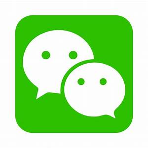 WeChat logo in (.EPS + .AI + .SVG) vector free download